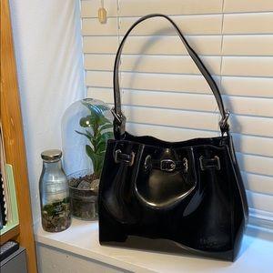 Beijo Belted Bucket Handbag